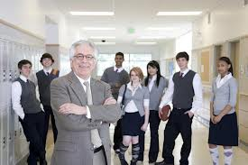 cool high school principal